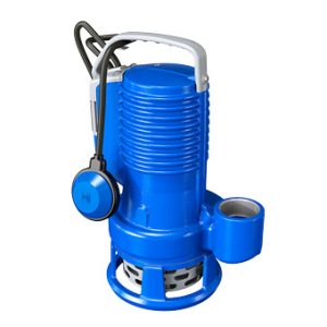 Submersible electropumps