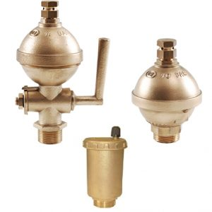 Quick relief valves