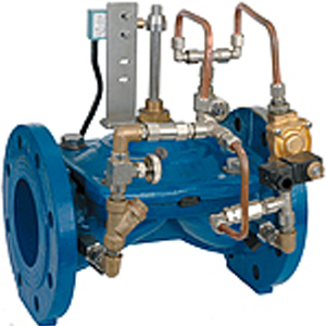 Regulation and control valves